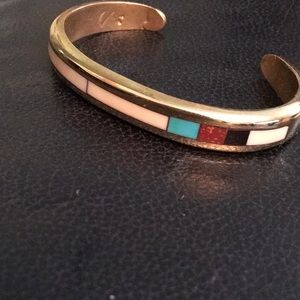 Narrow Inlay Cuff